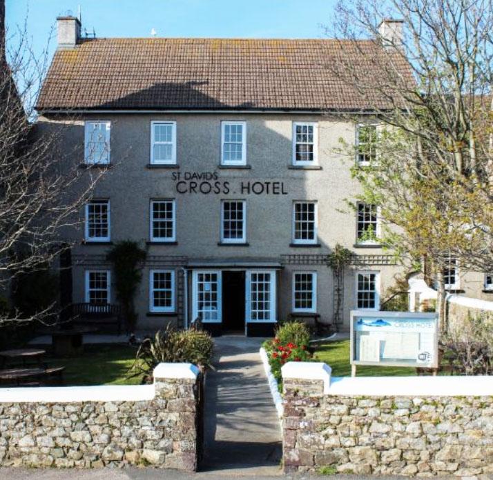 St Davids Cross Hotel Pembrokeshire